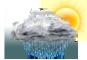 Συννεφιά - Βροχόπτωση